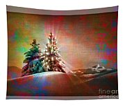 Season's Greetings Tapestry