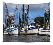 Saltwater Cowboys Tapestry
