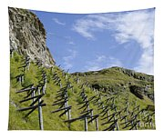 Snow Protection Tapestry