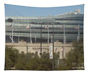 Soldier Field Tapestry