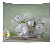 Spring Flowers Tapestry