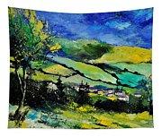 Spring Landscape  Tapestry