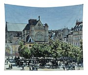 St. Germain L'auxerrois Tapestry