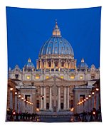 St Peter's Basilica Tapestry