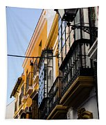 Streets Of Seville Tapestry