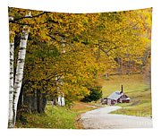 Sugar Mill Vermont Tapestry