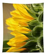 Sunflower From The Color Fashion Mix Tapestry