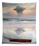 Talisker Bay Sunset Tapestry