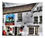 The Bull Pub Theydon Bois Essex Tapestry