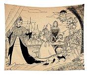 The Palace Balcony Tapestry