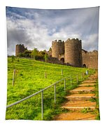 The Path Leadeth Me Home Tapestry