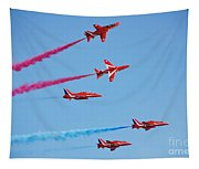 The Red Arrows Tapestry