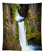 Toketee Falls Tapestry