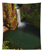 Toketee Falls - Oregon Tapestry