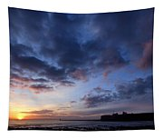 Tynemouth Sunrise Tapestry