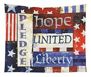 Usa Pride 1 Tapestry