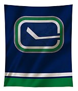 Vancouver Canucks Uniform Tapestry