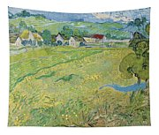 View Of Vessenots Near Auvers Tapestry