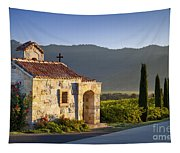 Vineyard Prayer Chapel Tapestry