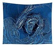 Water Rose Tapestry