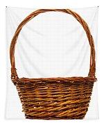 Wicker Basket Number Twelve Tapestry