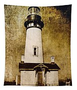 Yaquina Head Lighthouse - Oregon Tapestry