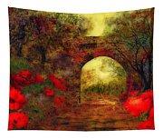 Ye Olde Railway Bridge Tapestry