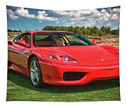 2001 Ferrari 360 Modena Tapestry