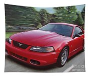 2001 Ford Mustang Cobra Tapestry