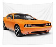 2014 Dodge Challenger Muscle Car Tapestry
