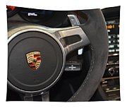 2015 Porche Boxster Gts Wheel Tapestry