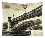 Southwark Bridge London Tapestry