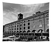 St Katherines Dock London Tapestry