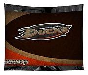 Anaheim Ducks Tapestry