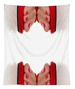 Shoe Love Tapestry