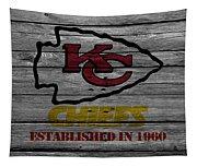 Kansas City Chiefs Tapestry