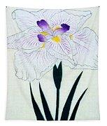 Japanese Flower Tapestry