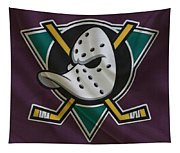 Anaheim Ducks Tapestry