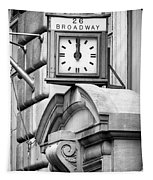 26 Broadway B And W Tapestry