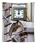 26 Broadway Tapestry