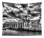 Butlers Wharf London Tapestry