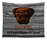 Cleveland Browns Tapestry