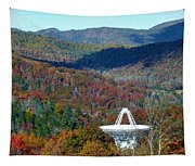 26 West Antenna And The Blueridge Tapestry