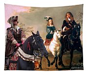 Weimaraner Art Canvas Print  Tapestry