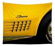 1971 Chevrolet Corvette Stingray Tapestry