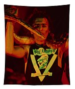 Alice Cooper At The Concord Pavillion Tapestry