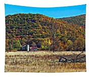 Autumn Farm Tapestry