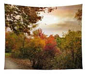 Autumn Hues Tapestry