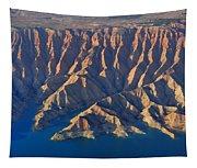 Bad Lands Tapestry