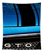 Blue Gto Tapestry